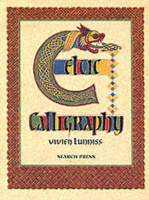 Celtic Calligraphy-ExLibrary