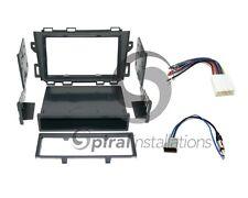 Radio Stereo Mounting Installation Dash Kit Combo + Wire Harness + Antenna NI10