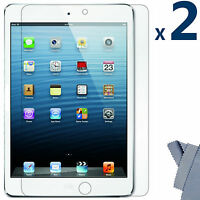 2X Ultra Clear SCREEN PROTECTOR Shield Guard Film for New iPad 2nd 3rd & 4th gen