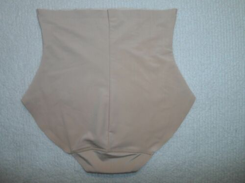 Black L Yummie Tummie Hourglass Gracie Bonded Shaping Brief YT2-029 Nude M