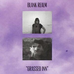 BLANK REALM Grassed Inn (2014) 8-track CD album NEW/SEALED
