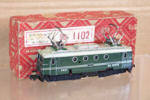 MARKLIN-MaRKLIN-SEW-800-SNCF-GREEN-BB-20006-E-LOK-LOCO-1101-BOXED-from-1953-nl