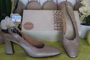 c5d10c89cfae61 Chaussures occasion Femme... Escarpins en cuir