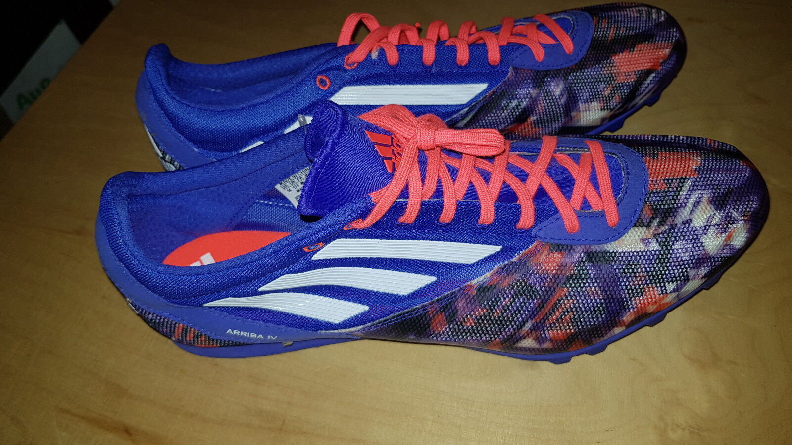 Addidas ARRIBA IV Sprint  / Spikes