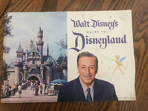 Walt-Disney-039-s-Guide-to-Disneyland-1959-Anaheim-California
