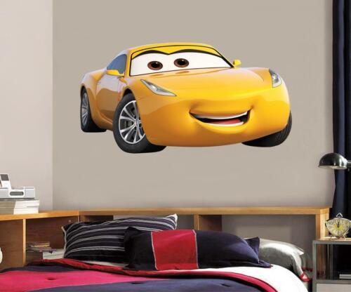 Cruz Ramirez Cars Movie Wall Sticker Decal Home Decor Art Mural Disney WC19