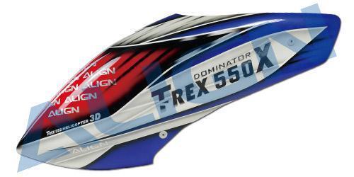 HC5595 550X Kabinenhaube lackiert