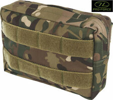 Army Combat Military Surplus Travel First Aid Kit Utility Molle Pouch Belt Camo