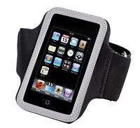 Hama Marathon Neopren Oberarmtasche Für Apple Ipod Touch 1/2/3 Schwarz 13265