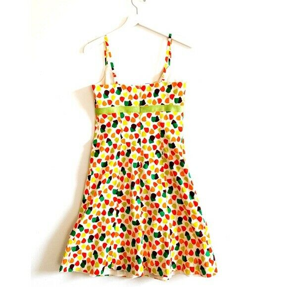 Shoshanna tulip flower print sleeveless dress, SI… - image 2