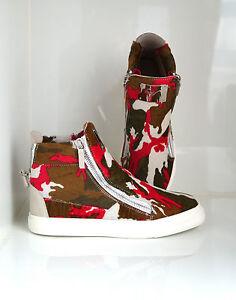 zip Giuseppe Sneaker les avec pour cheveux Zanotti double w8nXZON0Pk