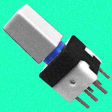 6 Miniature Dpdt Push Button Switch Latching Push On Push Off