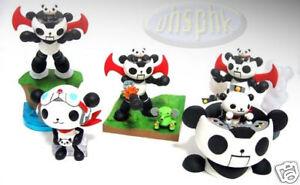 MegaHouse Robonimal Panda-Z mini figure collection 01 MAZINGER