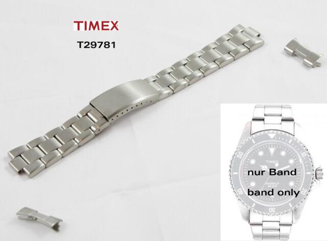Timex Pulsera Reemplazo t29781 CLASSIC HOMBRE - Correa De Repuesto Reloj  20mm 21937011ce2d