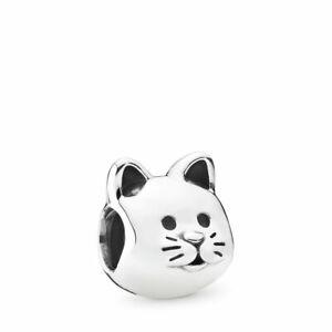 pandora charm cat