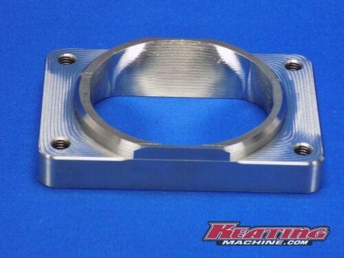 T6 3D Exhaust Transition Flange 3.5″ Schedule 40