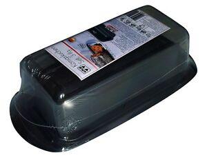 k nigskuchen set 3 teilig backform servierplatte mit haube 4008256098648 ebay. Black Bedroom Furniture Sets. Home Design Ideas
