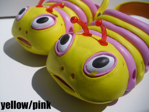 New Toddler Girls Worn Caterpillar Water Beach Sandal.