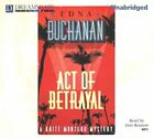Act of Betrayal by Edna Buchanan (CD-Audio, 2014)
