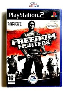 Freedom-Fighters-PS2-Neuf-Videojuego-Videogame-Scelle-Scelle-Nouveau-Spa