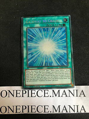 Behendig Yu-gi-oh! Gateway To Chaos Shva-en058 Secret (shva-fr058) Levendig En Geweldig In Stijl