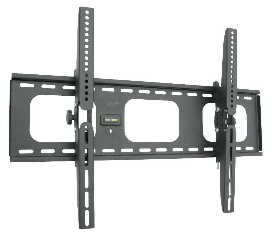 Premium Tilt Wall Tv Bracket For Curved Samsung Ue55ku6100 Ue65ku6500 Ebay