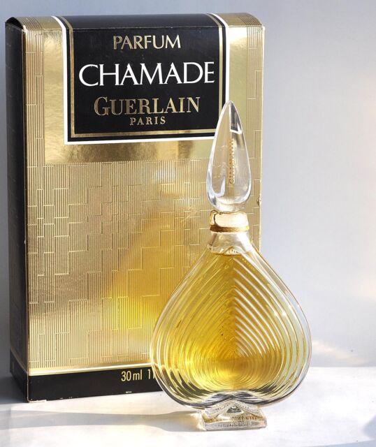 CHAMADE Guerlain  30 ml PURE parfum OLD FORMULA CORDED  !