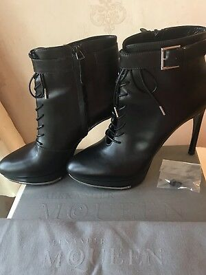 designer heeled boots