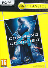 COMMAND AND CONQUER 4 TIBERIAN TWILIGHT Brand New C & C