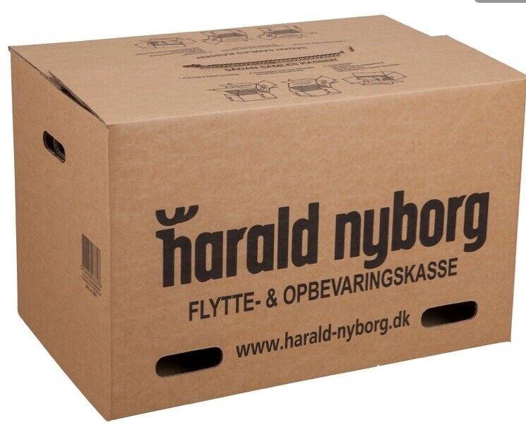 Flyttekasse Harald Nyborg kraftig 7 mm kvalitet