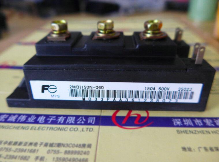 Fst  2MBI150N-060 2MBI150N060 1PC NEW FUJI ELECTRIC free shipping