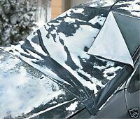 Water-repellent 7 Magnetic Auto Car Snow Ice Windshield Cover 57x37,67x37 Nip