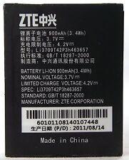 ## OEM ZTE Li3709T42P3h463657 18287-2000 900mAh 4.2V 3.4Wh Battery