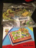 Decopac Toy Story 3 Buzz & Aliens Birthday Cake Topper Decorating Kit