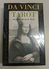 Da Vinci Tarot by Lo Scarabeo Staff and Mark McElroy (2006, Cards,Flash Cards)