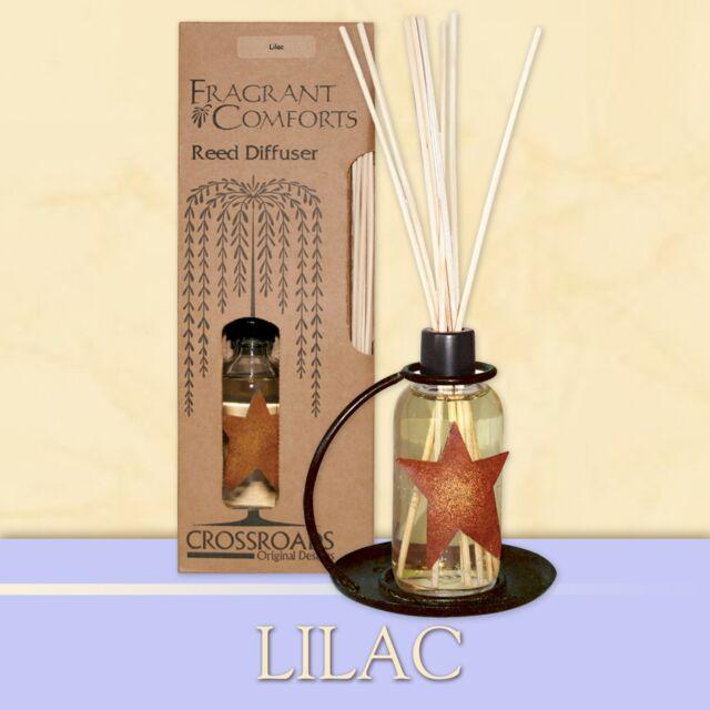 Lilac Scented Fragrant Reed Diffuser Crossroads Original Designs New NIP