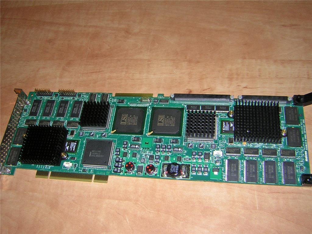 Matrox Genesis Plus GPG4N 400 128 2 PCI