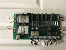 Fadal 1100 2 Pc Board From A 1993 Cnc Mill 4020ht Model 9061