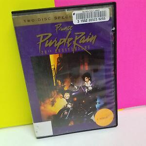 Purple Rain - PRINCE - ex library 2 DVD Set Special Edition