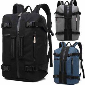 Men S Fashion Large Travel Bag Backpack Rucksack Hand Luggage