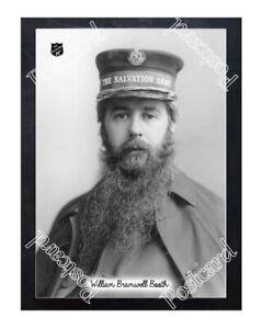Historic-William-Bramwell-Booth-Salvation-Army-Postcard