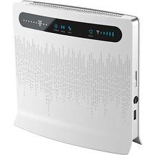 Huawei B593 s12 4G LTE 150M Router WiFi modem Sim USB 3G Umts Ddns SMA 4 x LAN