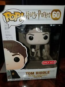 Tom Riddle Sepia Pop Vinyl FunKo Free Shipping! Harry Potter