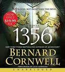 1356 by Bernard Cornwell (CD-Audio, 2013)