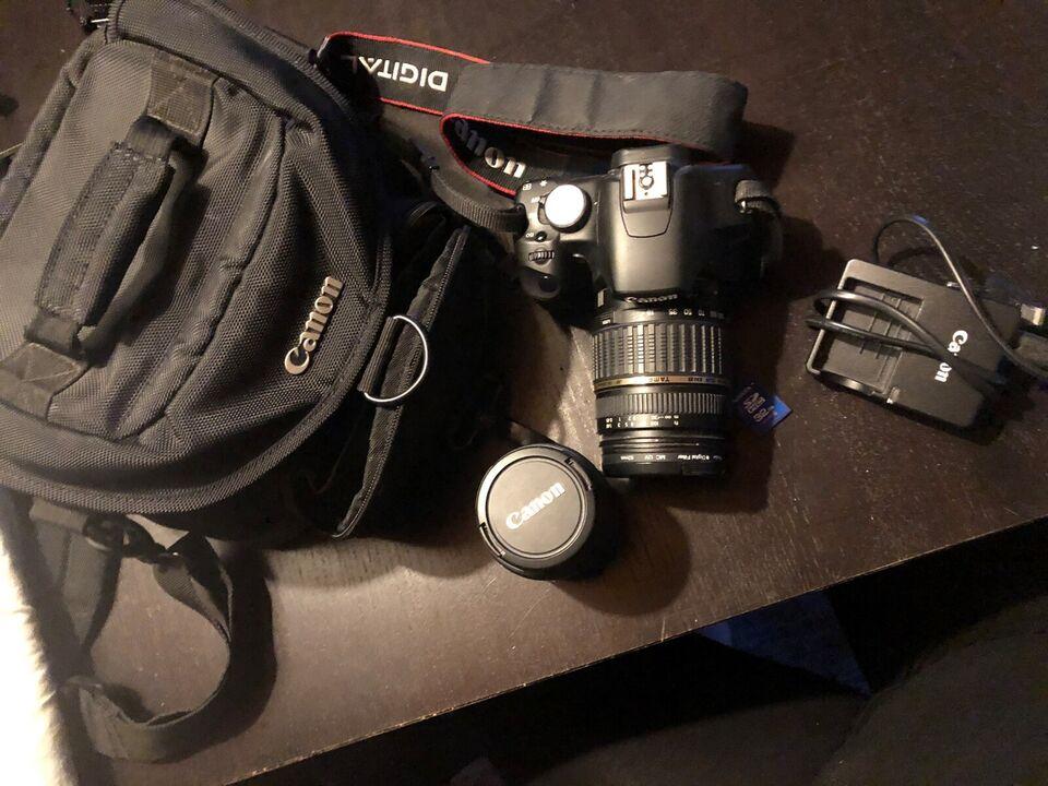 Canon, EOS 500D, spejlrefleks