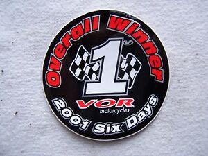 Aufkleber-VOR-Overall-Winner-Six-Days-2001-Vertemati