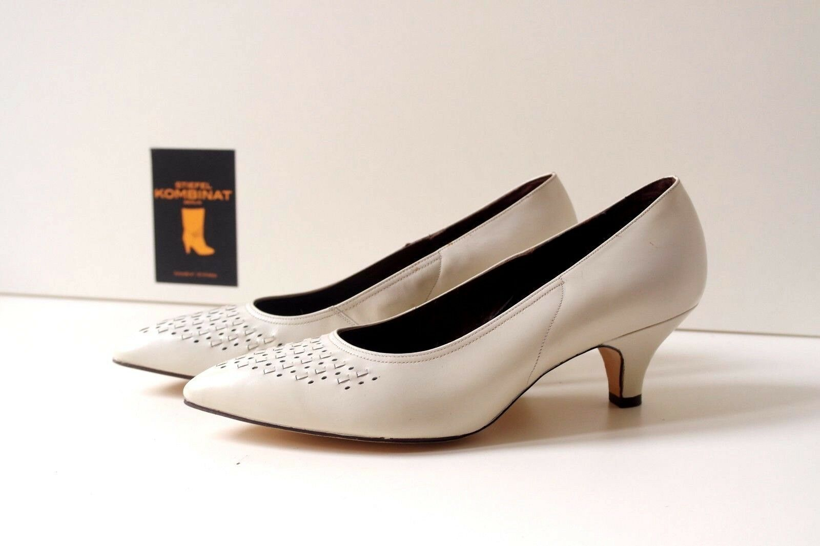 af3e4e911d56 Rhin Berger Berger Berger Madame femmes escarpins champagne jaridia  Chaussures True Vintage Chaussure | Art Exquis 649865