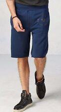 True Religion Men  BLUE COTTON  Shorts XXXLarge 3XL XXXL