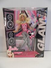 2010 Barbie Fashionista Glam In the Spotlight Lights & Music NEW V9513