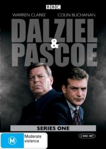 1 of 1 - Dalziel & Pascoe : Series 1, BBC (DVD, 2007, 2-Disc Set, Like New, Region 4) gb4